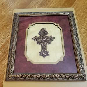 Other - Vintage Cross Picture